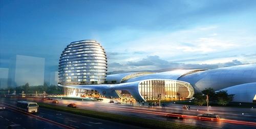 晋江国际会展中心中标方确定 总投资9.714亿元