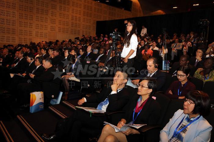 2015中非媒体领袖论坛在南非开普敦举行